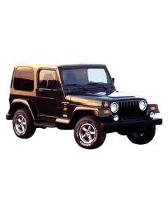 Jeep Cherokee 94-96 Wrangler 98-96 Remote Programming