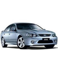 Ford Falcon Territory remote Programming