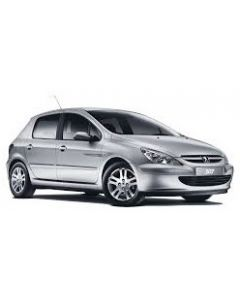 Peugeot  206 01-07, 307 01-05 ,406 01-04 Remote Programming
